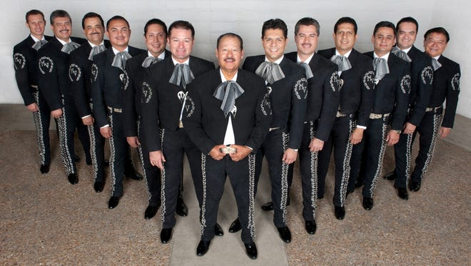 Mariachi Vargas de Tecalitlán is set to perform at 8 p.m. on Feb. 13 at the Plaza Theatre, Downtown.