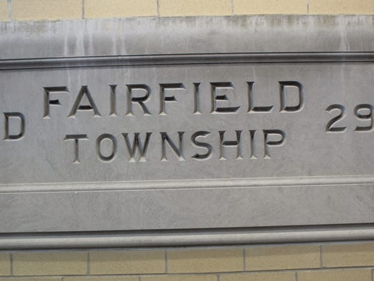 This plaque was taken from the former Central Elementary