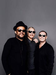 Saturday: UB40 featuring Ali Campbell, Astro and Mickey Virtue at The Show