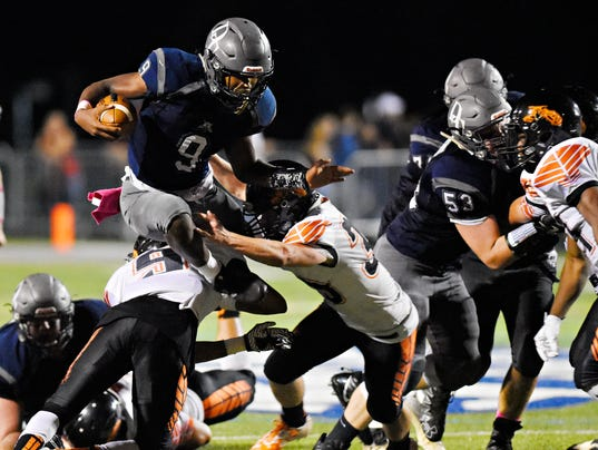 Dallastown vs Northeastern football