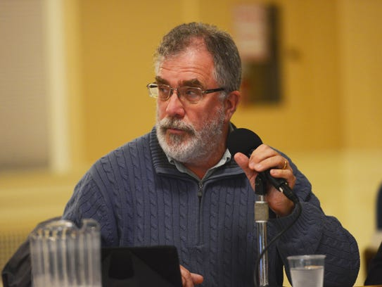 Burlington City Councilor Tom Ayres, D-Ward 7, recommended
