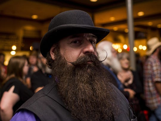 Pints and Whiskers Beard and Mustache Competition is Saturday at Rhinegeist.