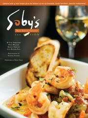 The 2nd Edition of the Soby's New South Cuisine cookbook  includes 35 new recipes and 15 new dishes.