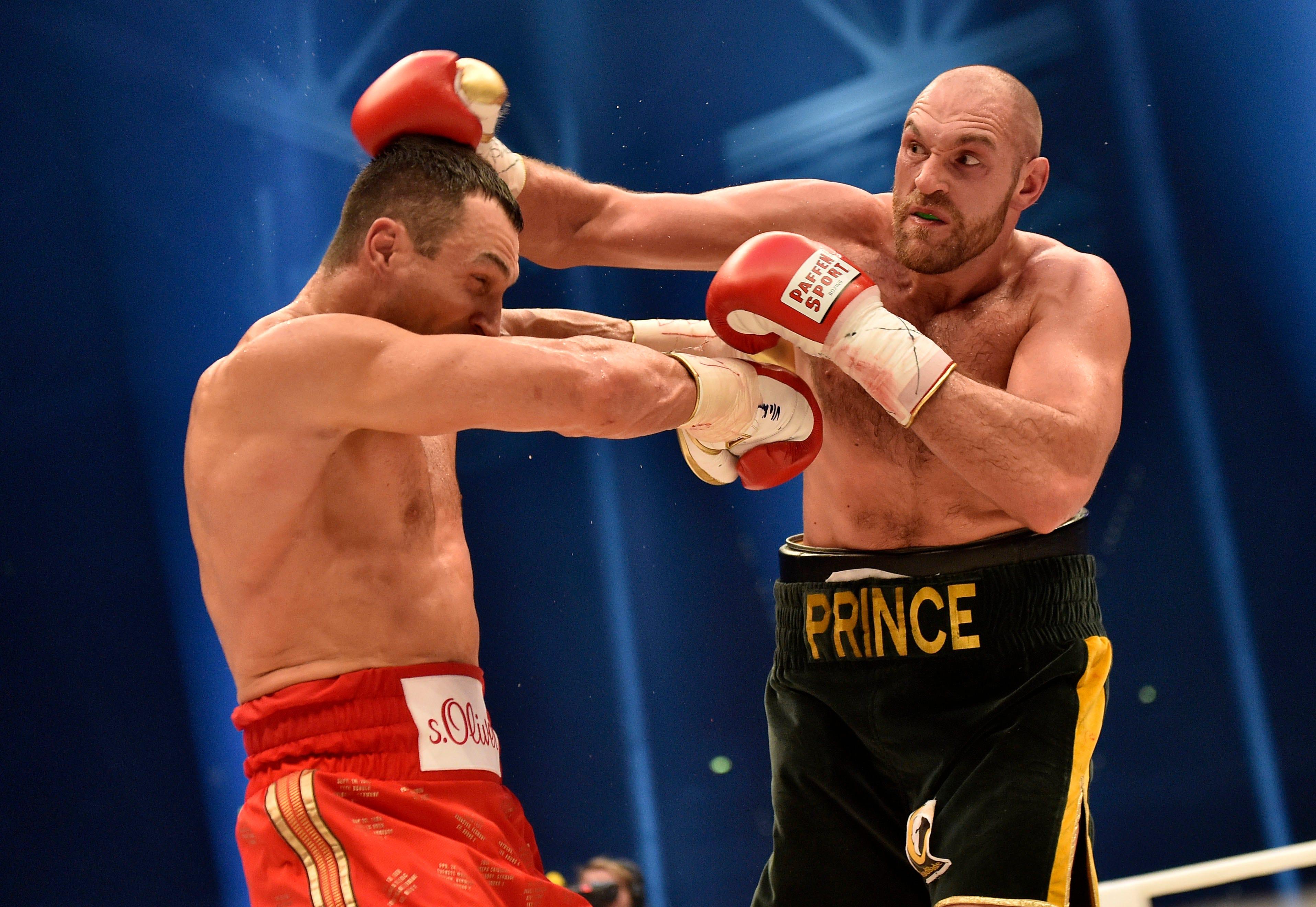 Tyson Fury lost his IBF champion title 09.12.2015 45