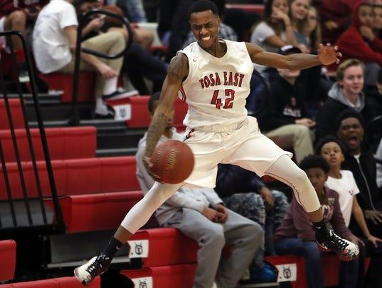 Wauwatosa East-Racine Park Basketball-4