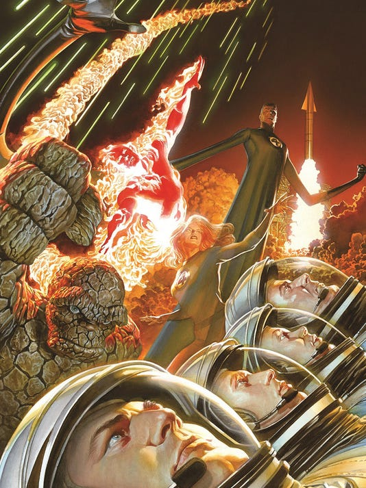 Fantastic Four relaunch
