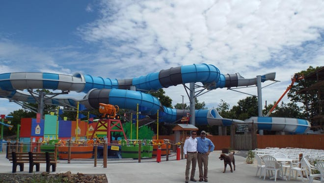 SplashDown Beach in Fishkill is pictured in this file photo.