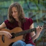 Folk singer Tracy Grammer.