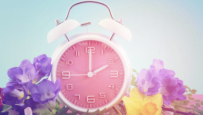 Daylight Saving Time is fast approaching.