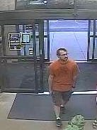 Police are seeking this man, suspected of sexually asssaulting a girl at Goodwill.
