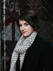 Natalie C. Anderson is the author of 'City of Saints