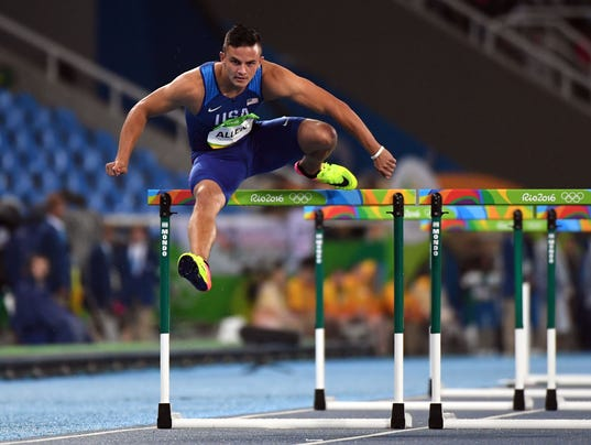 Oregon WR makes Olympic semis in 110 hurdles – SportsCoaster