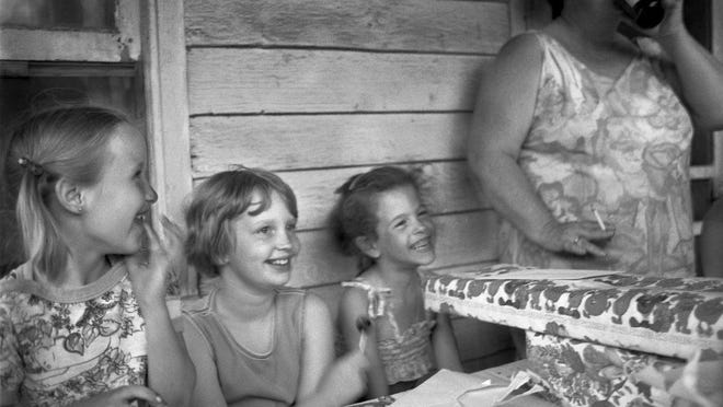 'Ninth Birthday Party' by Larry Fink