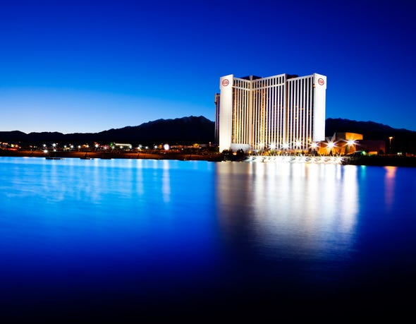 Plan a night out at the Grand Sierra Resort