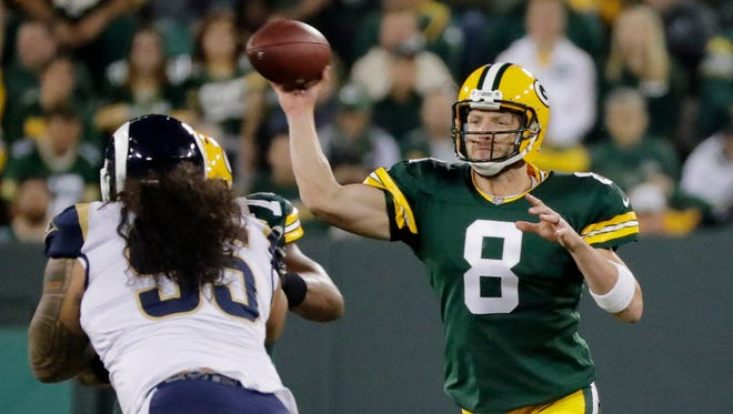 Packers quarterback Taysom Hill performed well in the preseason, but will it be enough to make the 53-man roster?