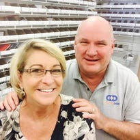 Digital Doc Des Moines owners Karen and Marty Morrow.