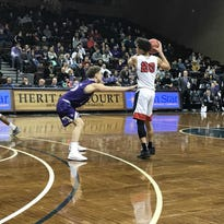 St. Cloud State knocks University of Sioux Falls men out of Northern Sun tourney