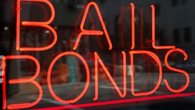 Bail bondsmen have come under fire recently from critics of the cash bail industry.