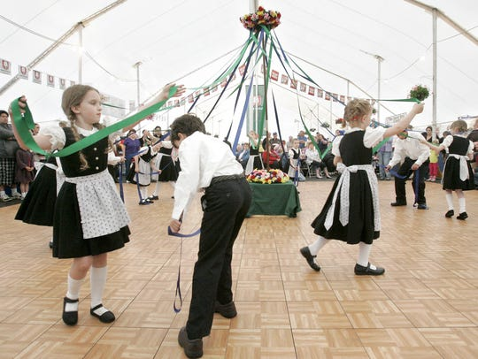 Mai Fest returns to Friedenfeld Park in Germantown May 17-19.