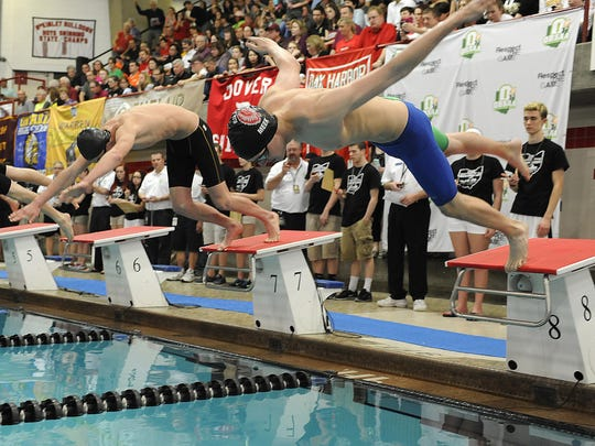 DII State Swimming