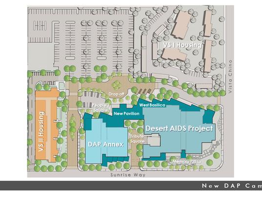 Palm Springs Architect Designs Desert AIDS Project's $35 Million Campus Expansion Plan