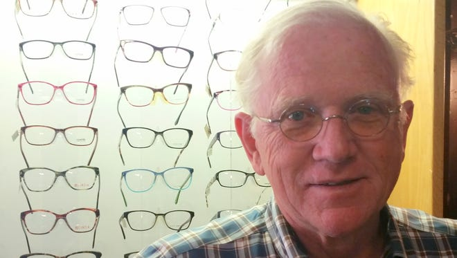 Sam Johnson is a Master Optician who spent his entire career building an eyeglass and contact lens business in Austin. He has set-up the same-type shop in Ruidoso.