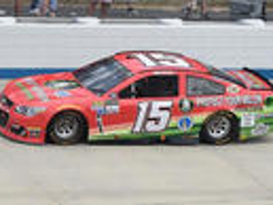 Alva resident Ross Chastain finished 20th Sunday in