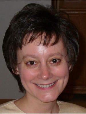 Pictured is Hillsborough author Linda Tancs.