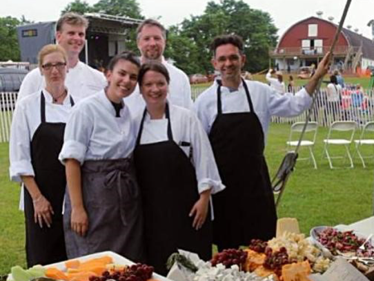 The Ryland Inn will be among the vendors at Sourland