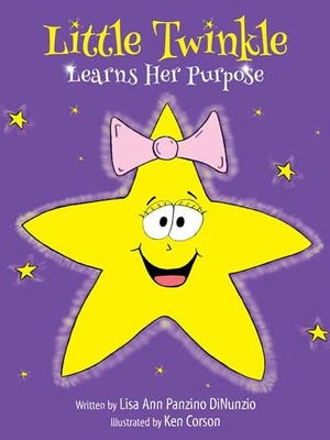 """""""Little Twinkle Learns Her Purpose,"""" a children's book by Lisa Ann Panzino DiNunzio of Vineland, was released on Jan. 30."""