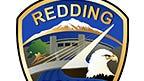Redding Police logo.