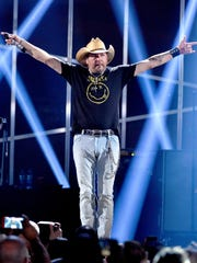 Jason Aldean will perform at Taste of Country in Hunter