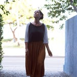 "Sonia Braga stars in ""Aquarius,"" the story of a woman dealing with attempts to force her out of her apartment and other difficulties in her life."