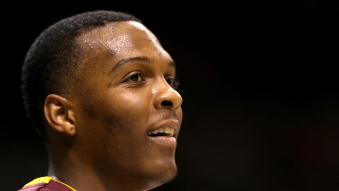 Jahii Carson was a two-time All-Pac-12 selection at ASU.