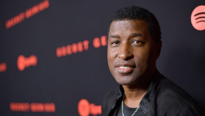 Babyface attends Spotify's Inaugural Secret Genius Awards hosted by Lizzo at Vibiana on Nov. 1, 2017 in Los Angeles.