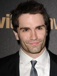 Sam Witwer on Nov. 29, 2012, in West Hollywood. The