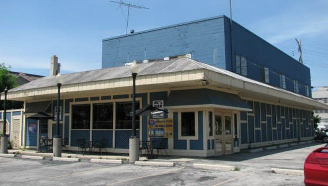 The former RC's Beer Garden has been sold and could be redeveloped into new uses.
