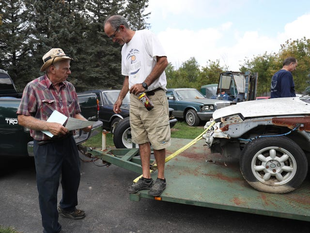 Collector or hoarder? Michigan man's 160 vehicles must go