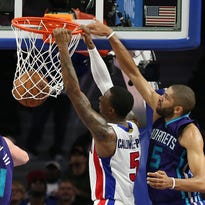 Detroit Pistons' Kentavious Caldwell-Pope winning free agent gamble