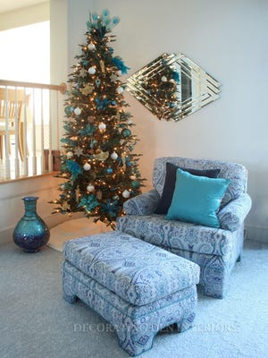 What would you do with this space once the Christmas tree is down?