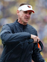 Oregon State had a 7-23 record under former head coach
