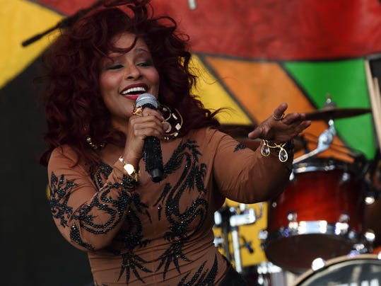 Chaka Khan, 2014 New Orleans Jazz Festival