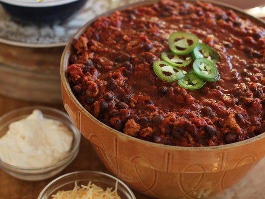 Food Healthy Turkey Chili (6)