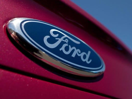 Ford Motor Co. Announces Quarterly Earnings