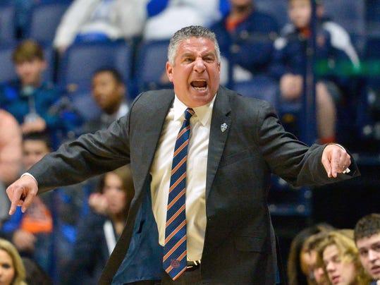 NCAA Basketball: SEC Tournament-Tennessee vs Auburn