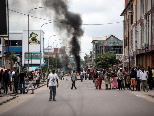 TOPSHOT-DRCONGO-POLITICS-PROTEST