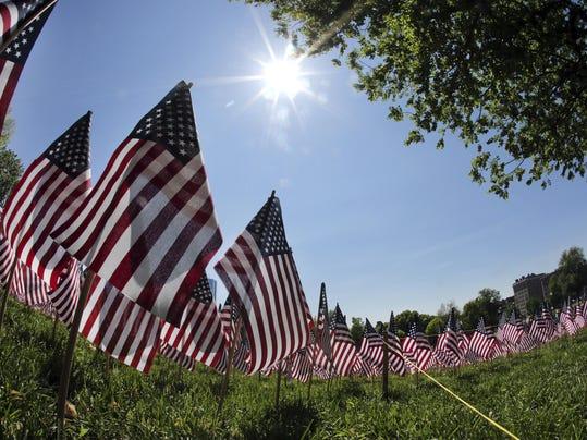 Memorial Flag Gardens (2)