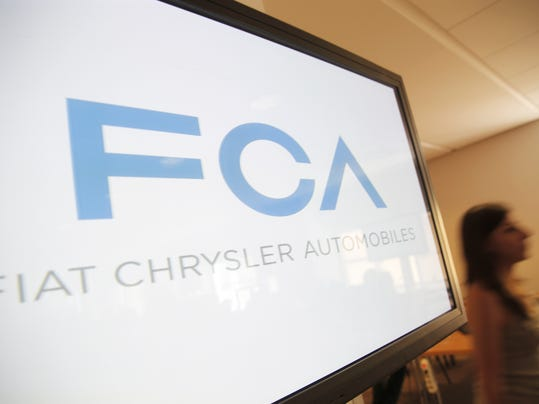 ITALY-US-AUTOMOBILE-MERGER-FIATCHRYSLER