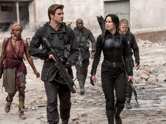 Film Review The Hunger Games Mockingjay Part 1