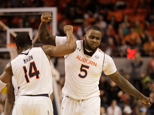 NCAA Basketball: Xavier at Auburn